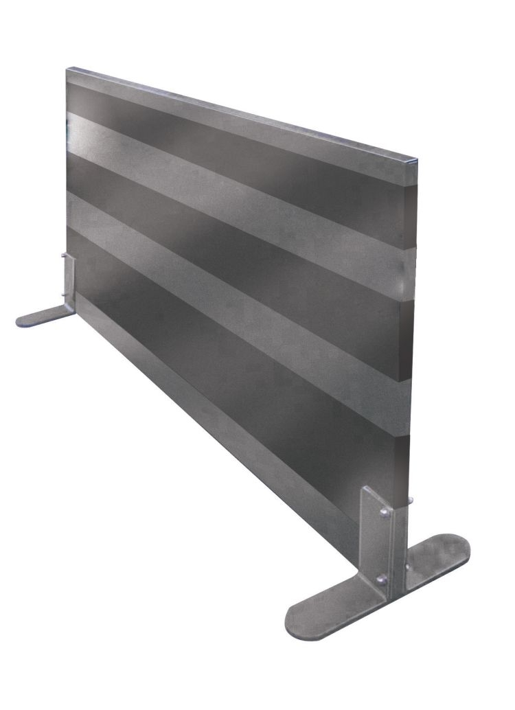 Powder Coated Metal Barriers Barriers Amp Screensbarconwood