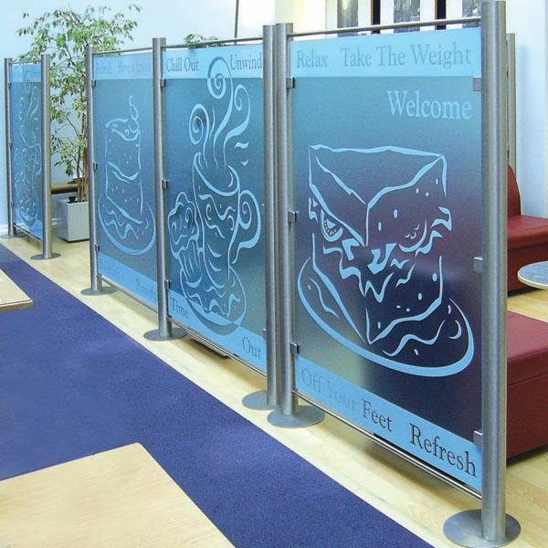 Stylish Acrylic Screens Barriers Amp Screensbarconwood