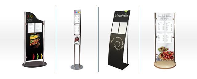 Floor Stand Displays