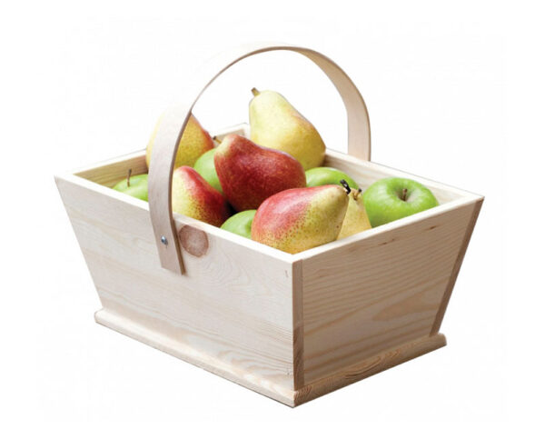 Large Wooden Trug
