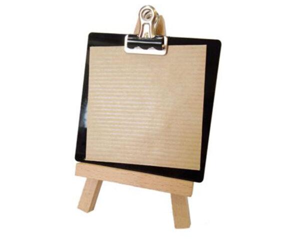 Mini Wood Easel