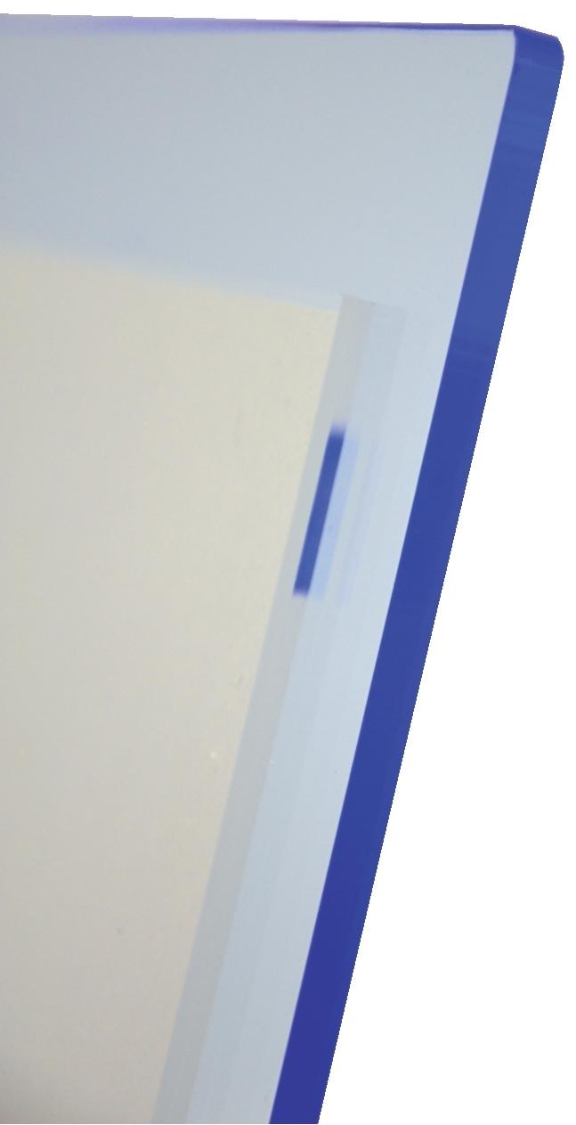 Fluorescent Acrylic Stands Menu Holders Acrylic Menu