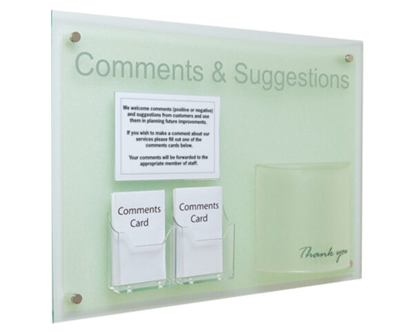 commpents panel green