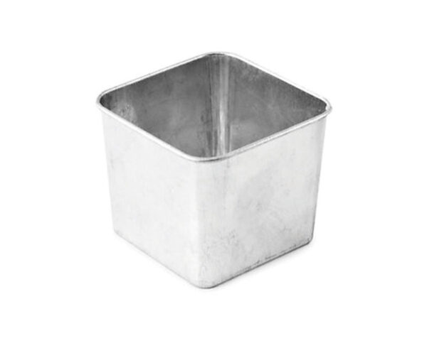 Galvanised Steel Tub Square