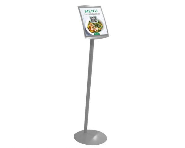 Free-standing display
