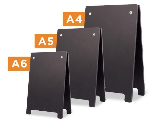 Mini A-Frame Chalkboards