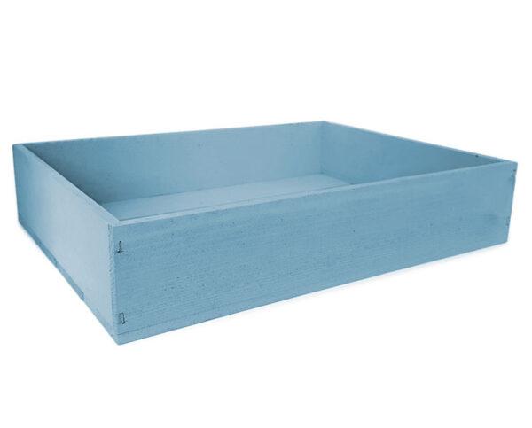 Blue Box Crate